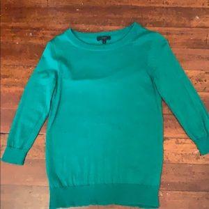 J Crew Tippy Sweater Size S